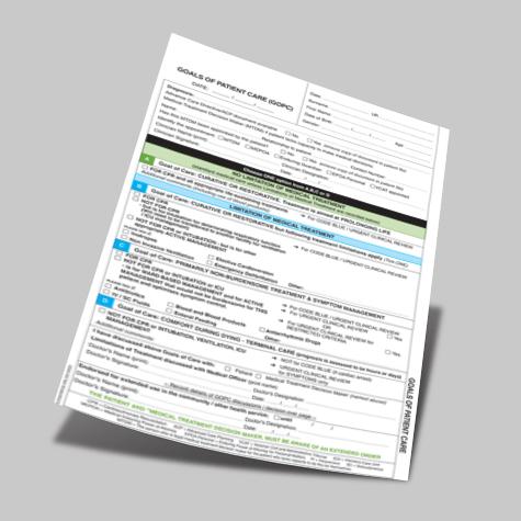 Medical Chart Printing